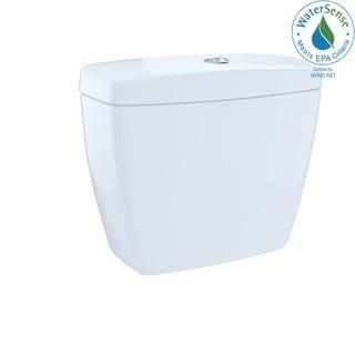 Toto Rowan Dual-Max, Dual Flush 1.6 and 1.0 GPF Toilet Tank, Cotton White (ST405M#01)