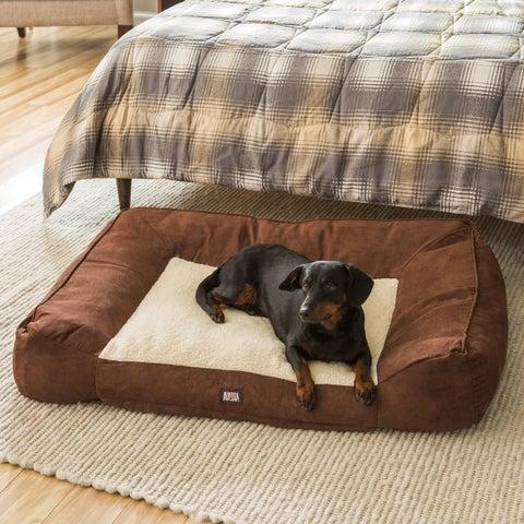 Animal Planet Large Memory Foam Pet Bed Lounger