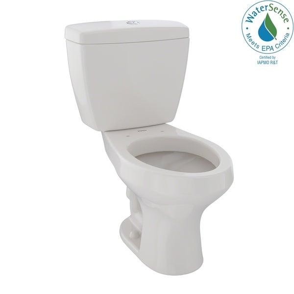 Toto Rowan Toilet Tank and Bowl, Less Seat