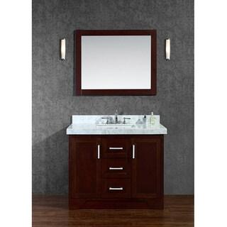 "Ashbury 42"" Single-sink Bathroom Vanity Set"