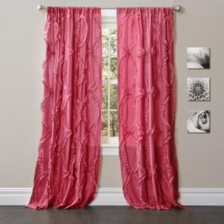 Lush Decor 84-inch Avon Curtain Panel