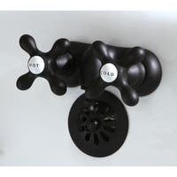 Classic Clawfoot Oil-rubbed Bronze Bathtub Faucet