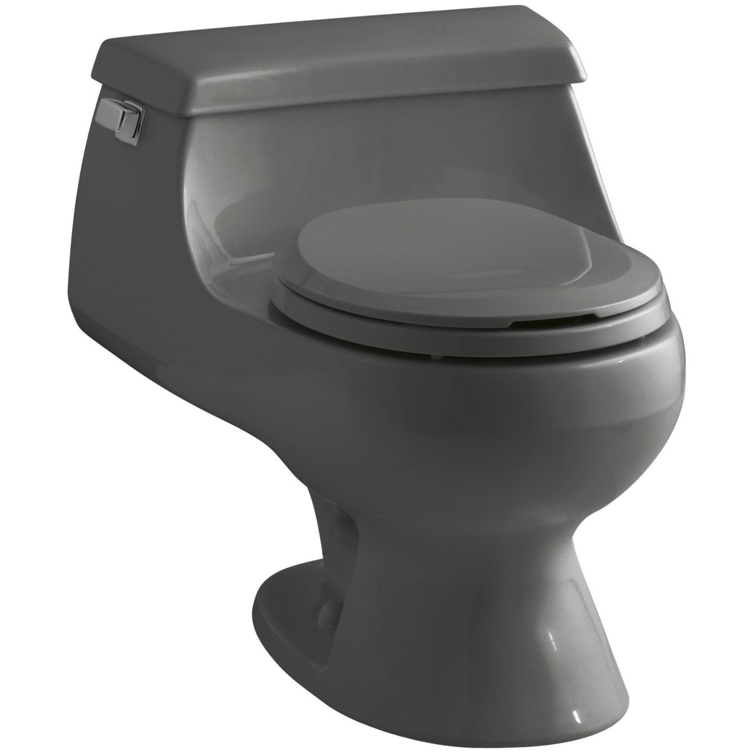 Fine Kohler Rialto French Curve Seat Thunder Grey Toilet Uwap Interior Chair Design Uwaporg