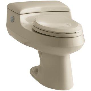 Kohler San Raphael Comfort Height Mexican Sand Elongated Toilet