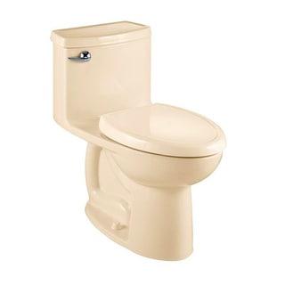 American Standard Compact Cadet 3 FloWise Bone Elongated Toilet