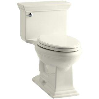Kohler Memoirs Biscuit Comfort Height Elongated Toilet