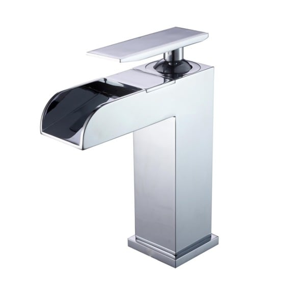 Sumerain Single Lever Waterfall Faucet - Free Shipping Today ...