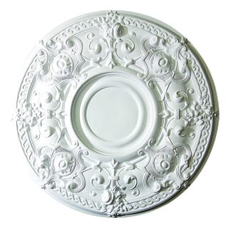 Shop Ceiling Medallion 26 Inch Diameter Free Shipping