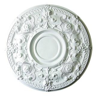 28-inch Round Exquisite Ceiling Medallion