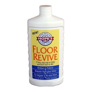 Hope's Premium Home Care 16-ounce Floor Revive