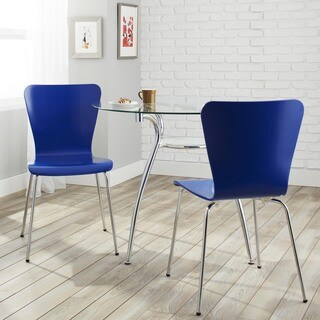 Simple Living Pisa Bentwood Chair (Set of 2)