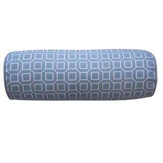 Hexagon Robin Throw Pillow