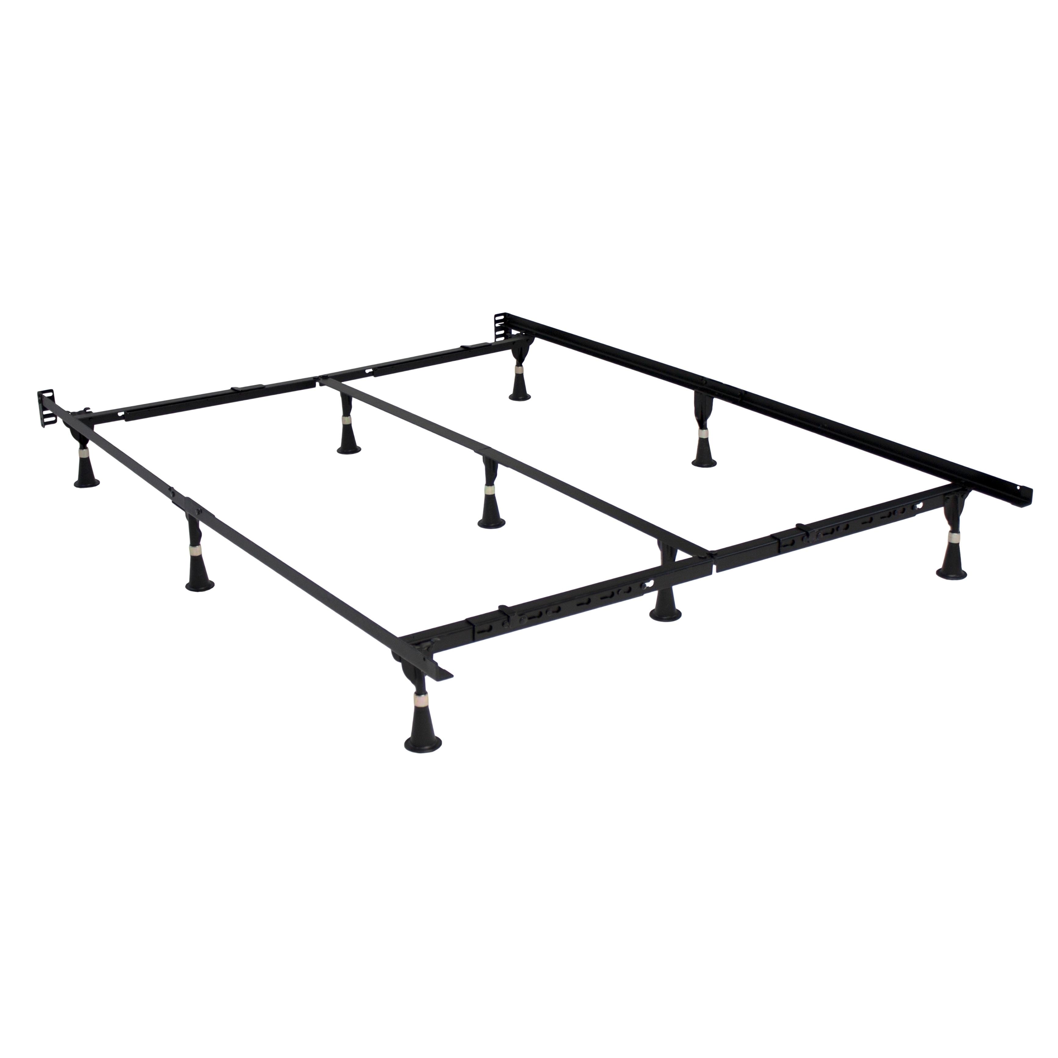 Shop E3 Premium Adjustable Bed Frame With Glides Overstock 9167941