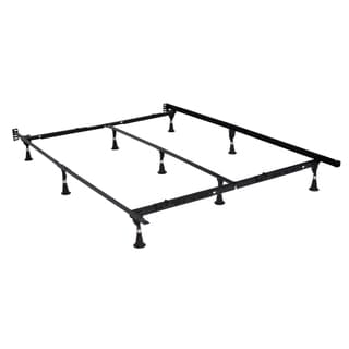 E3 Premium Adjustable Bed Frame with Glides