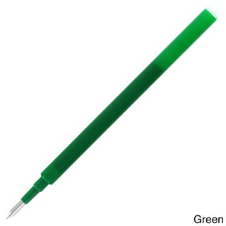 Pilot Frixion 0.5mm Extra Fine Gel Ink Refill (Option: Green)