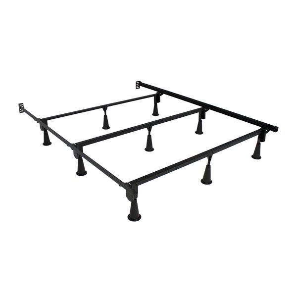 Shop Metalcrest Lifetime Queen Size Bed Frame With 10 Inch