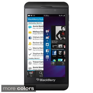 Blackberry Z10 STL100-3 16GB 4G LTE Unlocked GSM OS 10 Cell Phone