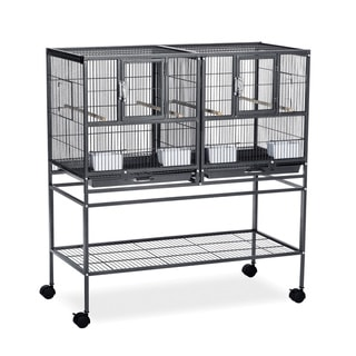 Prevue Pet Products Hampton Deluxe Divided Breeder Cage
