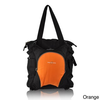 Obersee Innsbruck Diaper Bag Tote with Bottle Cooler