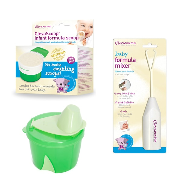 Clevamama Infant Formula Feeding Pack