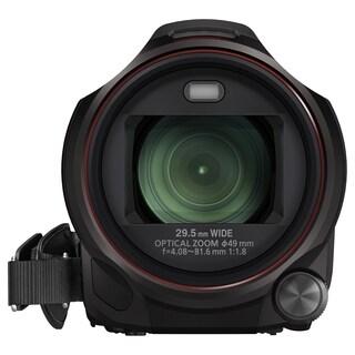 "Panasonic W850 Digital Camcorder - 3"" - Touchscreen LCD - BSI MOS - F"