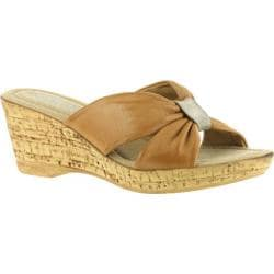 Women's Bella Vita Perfetto Tan Leather
