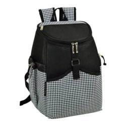 Picnic at Ascot Cooler Backpack Houndstooth