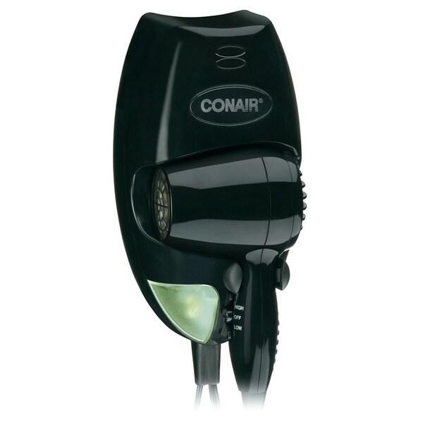 Shop Conair 1600w Wall Mounted Hair Dryer Free Shipping