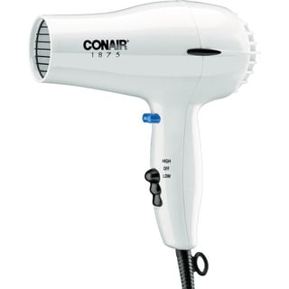 Conair 1875W Compact Hair Dryer & Styler