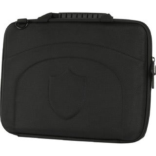 "Max Cases Explorer Carrying Case for 11"" Notebook(Black)"