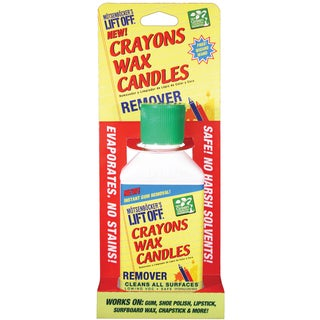 Lift Off Crayon, Candle and Wax Remover-4.5oz