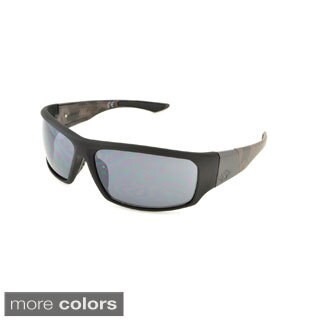 Anarchy 'Gator Pit' Polarized Sport Wrap Sunglasses