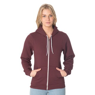 American Apparel Unisex Flex Fleece Zip Hoodie|https://ak1.ostkcdn.com/images/products/9169970/P16346836.jpg?_ostk_perf_=percv&impolicy=medium