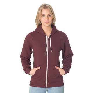 American Apparel Unisex Flex Fleece Zip Hoodie|https://ak1.ostkcdn.com/images/products/9169970/P16346836.jpg?impolicy=medium