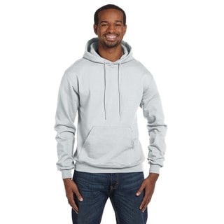 Men's Eco-fleece Hooded Pullover Sweater (Option: Xl)