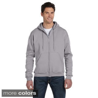 Champion Men's 9-ounce Eco 50/50 Blend Full-zip Jacket