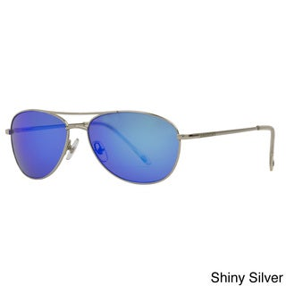 Anarchy 'OTB' Metal Alloy Aviator Sunglasses