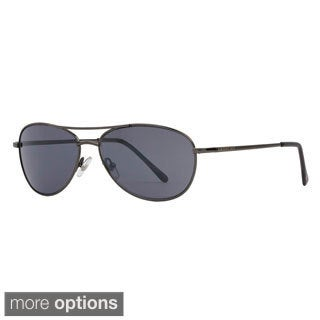 Anarchy 'OTB' Polarized Metal Aviator Sunglasses (2 options available)