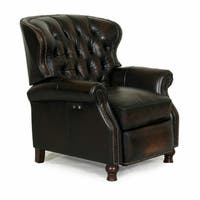 Presidential II Stetson Coffee Tufted Recliner