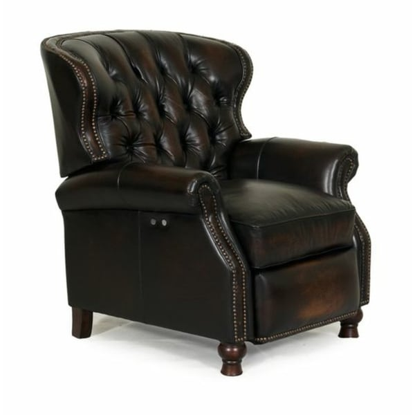 Presidential II Stetson Coffee Tufted Recliner  sc 1 st  Overstock.com & Presidential II Stetson Coffee Tufted Recliner - Free Shipping ... islam-shia.org