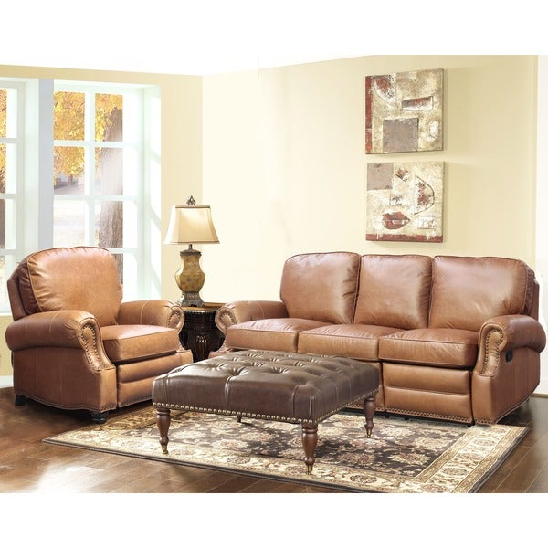 sc 1 st  Overstock.com & Longhorn II Recliner - Free Shipping Today - Overstock.com - 16346868 islam-shia.org