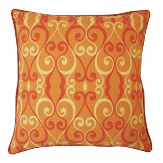 Iron Orange Pillow