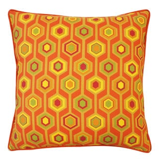Recoleta Orange Pillow
