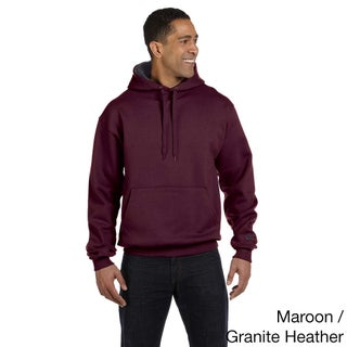 Champion Men's 90/10 Cotton Max Pullover Hoodie (More options available)