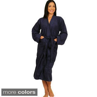 NDK New York Unisex Kimono Style Terry Cloth Bathrobe