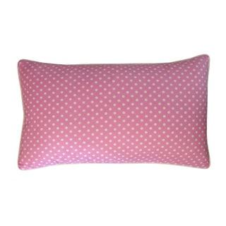 Mini Polka White Kids Pillow