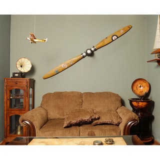 Airplane Propeller Decorative Accent