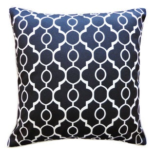 Viceroy Black Pillow