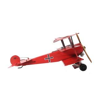 1917 Red Baron Fokker Model Triplane
