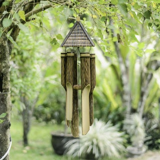 Handmade Dweller Bamboo Wind Chimes (Indonesia)